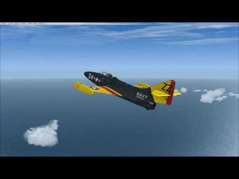 Vertigo Studios Grumman F9F Panther