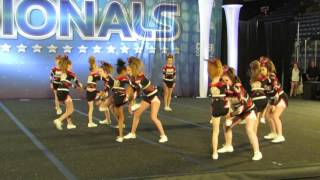 Junior 1 Fury Platinum Nationals Reading PA 4/8/17