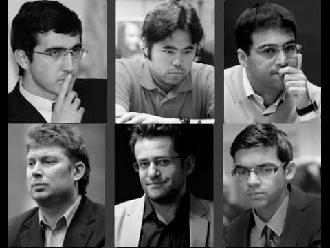 Zurich Chess Challenge Rapid Round 1, live commentary with Jan Gustafsson