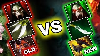 Dota 2 OLD Items VS NEWEST!