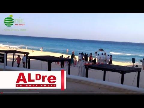 Beach Latina Cute Wedding at Cancun Mexico 2015 [HD]