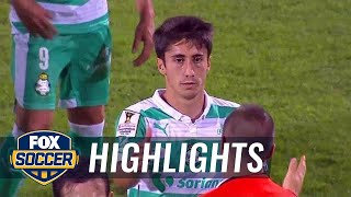 Santos vs. W Connection - CONCACAF Champions League Highlights