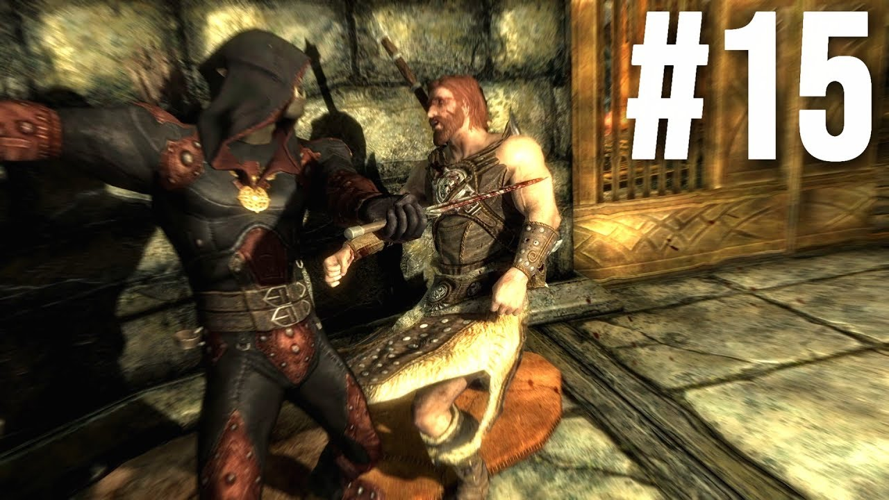 Skyrim Legendary (Max) Difficulty Part 15 - The Black Widow thumbnail