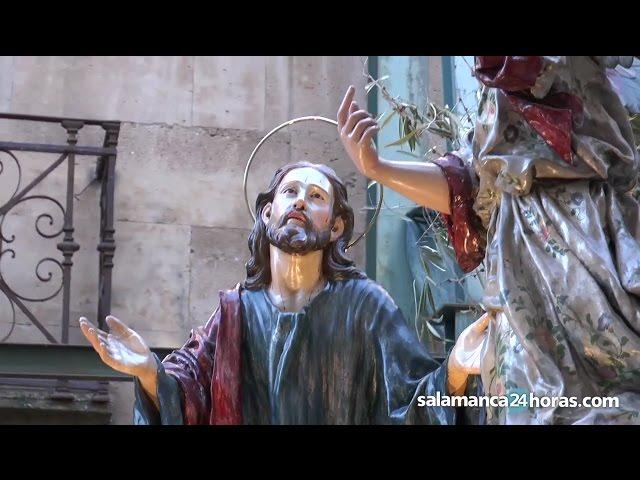 Semana Santa Salamanca 2017 | Procesión del Huerto de los Olivos