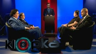 SBTV - Klopka - Tajna društva - 22. 03. 2016.