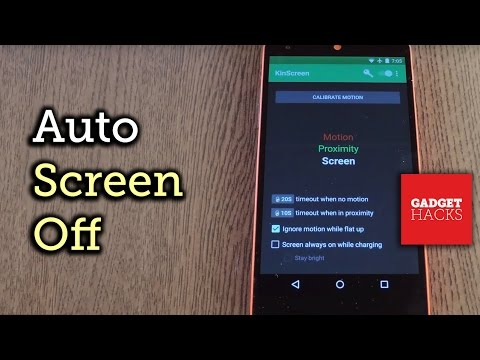 Keep Your Android's Screen from Turning Off While You Use It