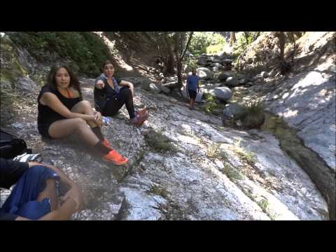 Best Hike ever in Los Angeles Switzer Falls Hike