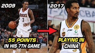 What Happened to Brandon Jennings's NBA Career?