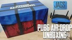 PUBG Air Drop Unboxing | PUBG Xbox Crate | PUBG Xbox One | PUBG loot crate