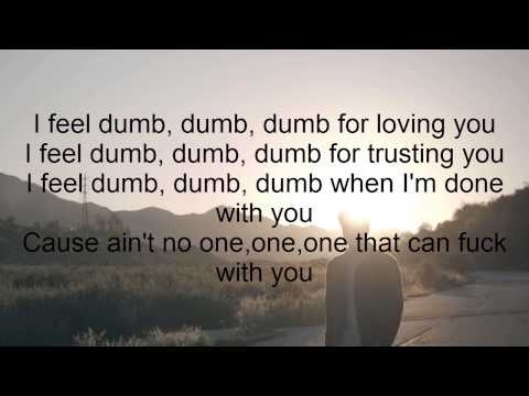 Hoodie Allen - Dumb For You [Lyrics]