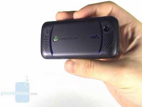 Sony Ericsson W395 Review