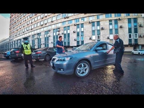 АТЦ Москва и Дед на убитой Мазде. Видео, которое мы не планировали.