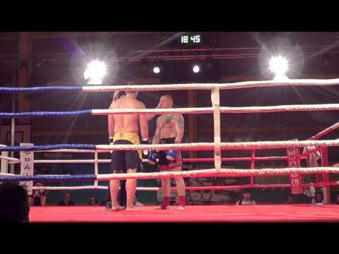 "Jakub Smahel vs Radek ""Oskar"" Vajda (JMFS) K1 fight"