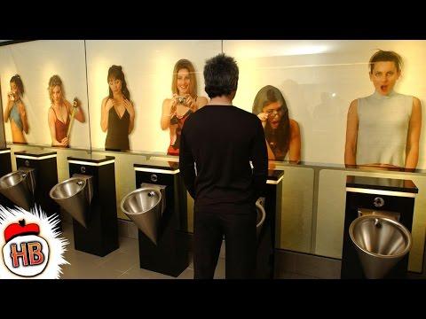 13 Most Bizarre Public Bathrooms Ever