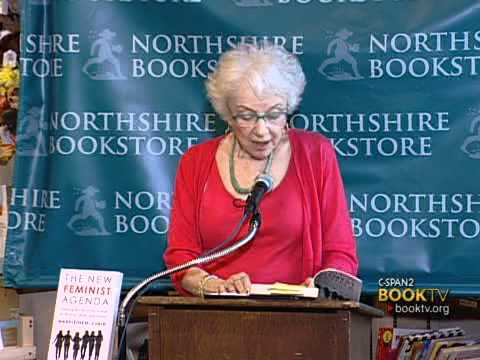 "BookTV: Madeleine Kunin, ""The New Feminist Agenda"""