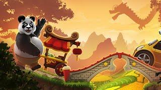 Fun Racing Prehistoric - Panda Dragon Game 1 - Tniy Lab Game - Bıcır Funy Games