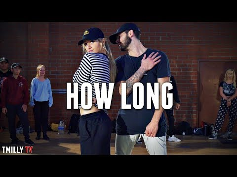 Charlie Puth - How Long - Choreography by...