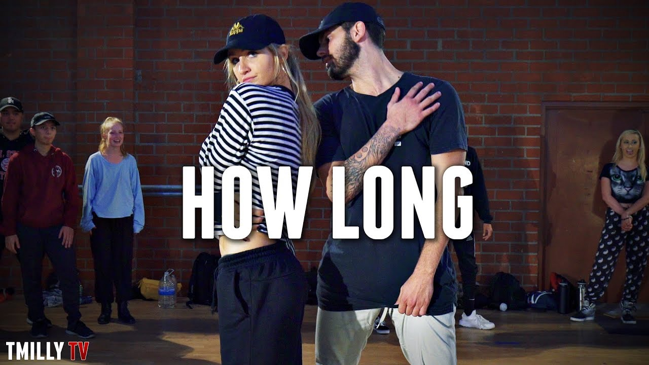 Charlie Puth - How Long - Dance Choreography by Jake Kodish & Delaney Glazer - #TMillyTV #1