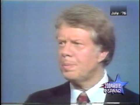 1976 Jimmy Carter Democratic Convention Acceptance Speech