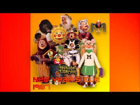 The Rock-afire Explosion - New Year 1987/1988