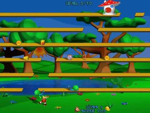 Gram w Foxy Jumper 10 lvl