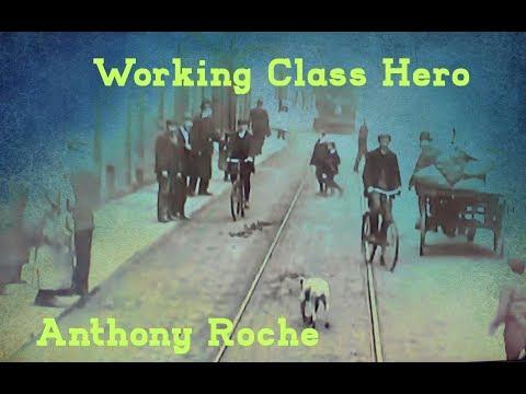 Working Class Hero-John Lennon-Cover