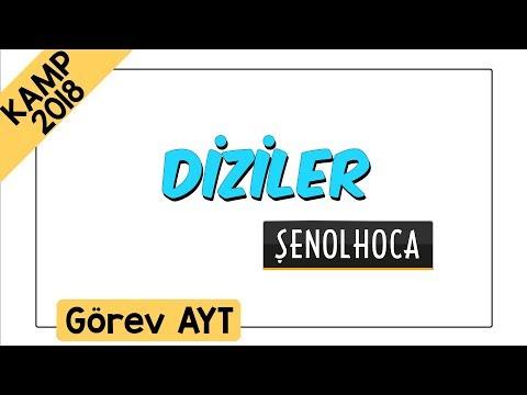 Diziler   Kamp2018: Görev AYT