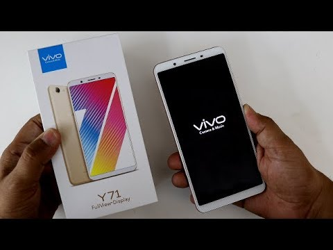 ViVO Y71 Unboxing And Review I Hindi