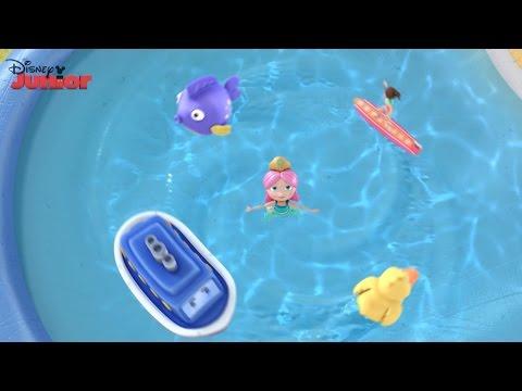 The Water Ballet   Doc McStuffins   Official Disney Junior UK HD
