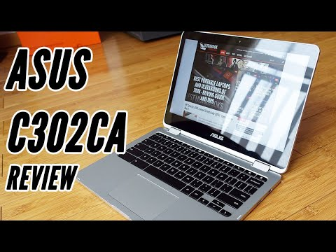 Asus C302CA Flip Review: Best Chromebook for your Money?