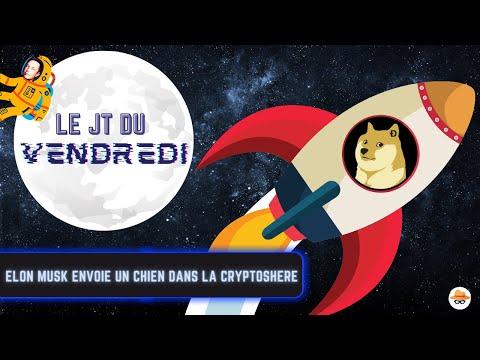 JT crypto du 22/04 - Un Huge airdrop + 1 pépite