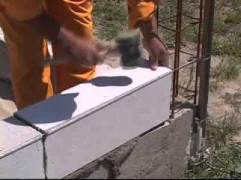 Hebel chile hormigon celular muro estructural youtube - Casas hormigon celular ...