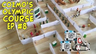Cozmo the Robot | Olympic Course | Episode #8 | #cozmoments