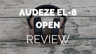 Review: Audeze EL-8 Open Headphones