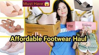 Amazon Footwear Haul    Meesho Footwear/Sandal Haul   Amazon Heel/Sandal Haul   Meesho Haul