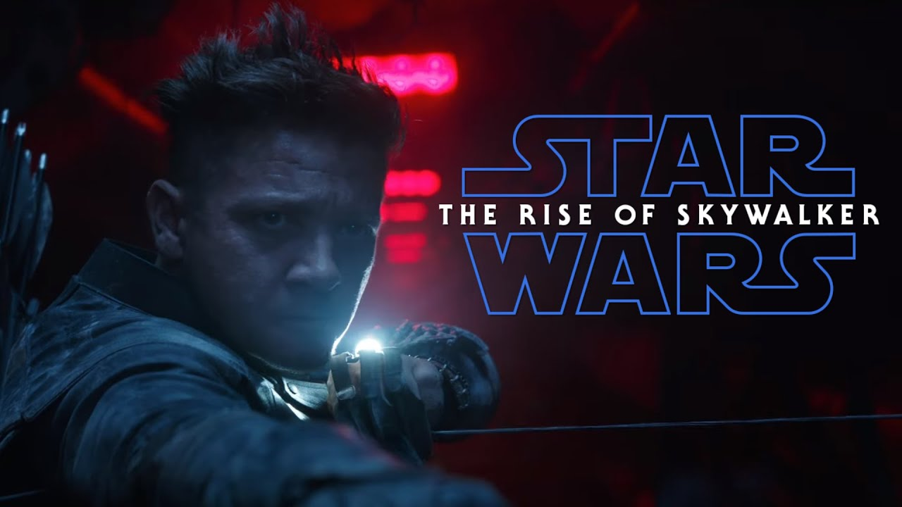 Avengers Endgame Star Wars The Rise Of Skywalker Trailer Style Youtube