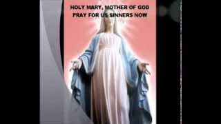 Hail Mary Gentle Woman sung by Daughters of ST Paul.