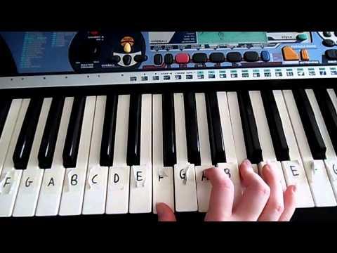 Complicated (Avril Lavigne)- Piano Tutorial