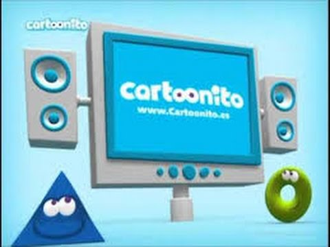 Cartoonito Kids karaoke Continuity 12th March 2008