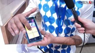 Demo Nokia Lumia 520 - MWC 2013