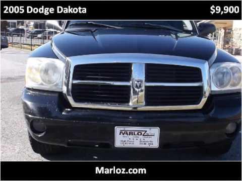 2005 dodge dakota used cars high point nc youtube. Black Bedroom Furniture Sets. Home Design Ideas
