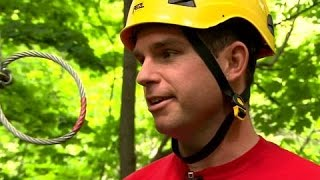 Treetop Trekking: The Monarch Zipline