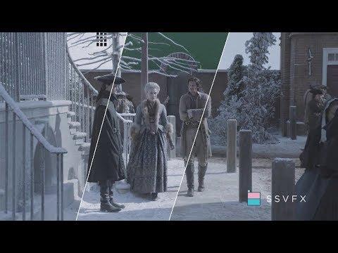 Black Sails Season 4 VFX Breakdown By Screen Scene