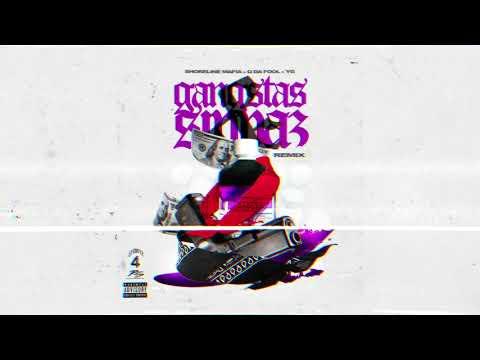 Shoreline Mafia - Gangstas & Sippas Remix feat. YG [Official Audio]