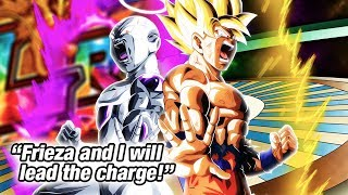 Goku And Frieza, THE BEST LR IN THE GAME! | DBZ Dokkan Battle