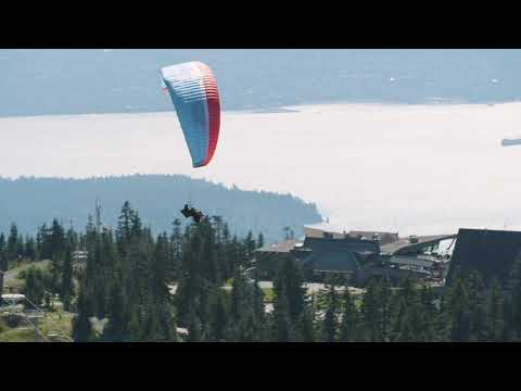 Paragliding | Grouse Mountain - The Peak of Vancouver