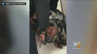 «غير مقبول.. مُروع ومفجع».. الشرطة الأمريكية تسحل أم لانتزاع رضيعها (فيديو) | المصري اليوم