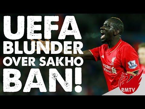 UEFA Blunder Over Sakho Ban! | #LFC Daily News