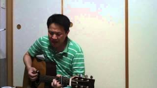 中西保志さんの2枚目のシングル(だったのですね)「最後の雨」を歌ってみ...