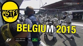 2015 Belgian Grand Prix – Mystery Science Theater F1